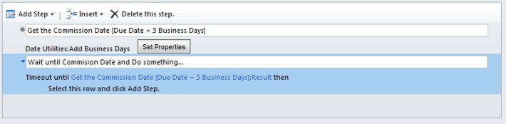 Use of Add Business Days