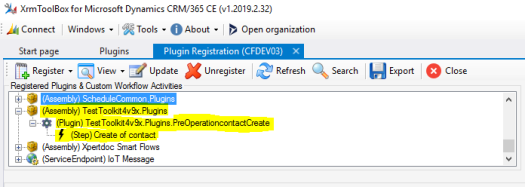 Setting up Developer Toolkit for VS2019 with Core Assemblies(9 0